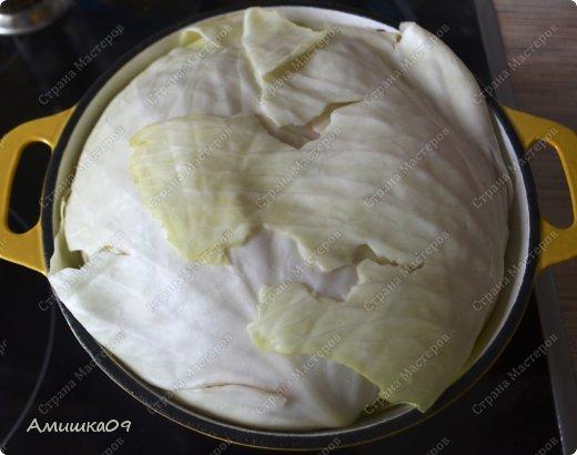 Не претендуя на аутентичность блюда, предлагаю вариант, по которому готовит мой муж. Сегодня первый раз за три года я, наконец-то, распробовала это блюдо )) фото 11