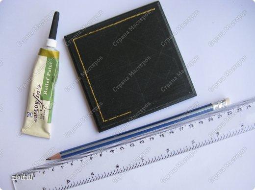 Карандашница и подстаканник - подставочка расписаны точками, теперь уже любимыми.  фото 4