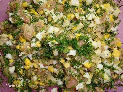 Кулинария Мастер-класс Рецепт кулинарный Сметанник с яйцами и куриным филе Продукты пищевые фото 3