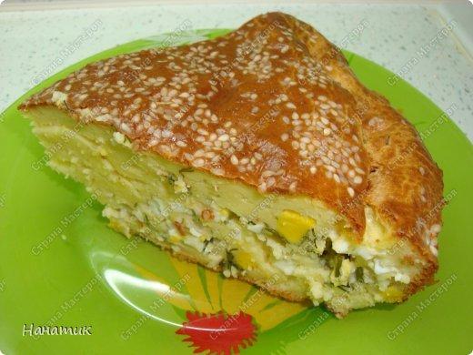 Кулинария Мастер-класс Рецепт кулинарный Сметанник с яйцами и куриным филе Продукты пищевые фото 8