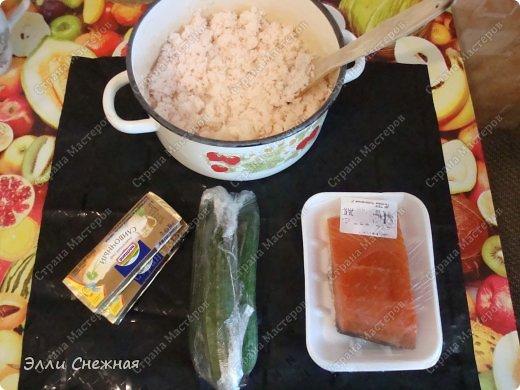 Кулинария Мастер-класс Рецепт кулинарный Роллы - готовим сами Продукты пищевые фото 2
