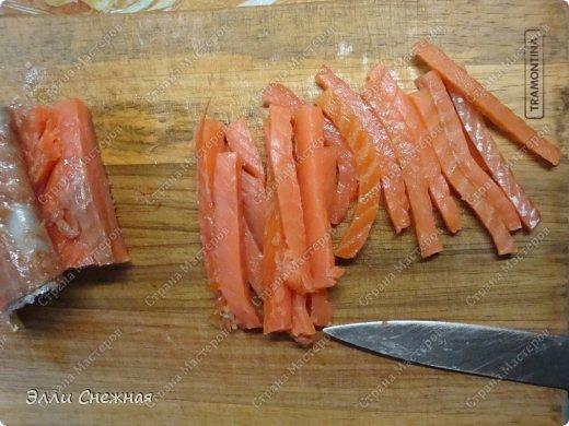 Кулинария Мастер-класс Рецепт кулинарный Роллы - готовим сами Продукты пищевые фото 7