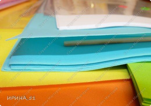 Здравствуйте! Сегодня у меня обзор материала под названием Фоамиран, фоам, фом, пластичная замша, пористая резина... (все это название одного и того же материала). Фоамиран – так называется декоративный материал, поставляемый из Ирана. Мастера, которые применяют его в своем творчестве, используют сокращенный вариант названия - фом. В состав пены, из которой и получается фоамиран, входят этилен и винилацетат. Именно это и обеспечивает наличие уникальных свойств, делающих его просто идеальным материалом для изготовления искусственных цветов. Мягкий, эластичный и практичный фом может быть использован и в детском творчестве, так как абсолютно не токсичен. В искусных руках листочек фома превращается в красивый лепесток, изгиб которого делает его похожим на настоящий. В продажу поступает фоамиран всех цветов и оттенков. Я познакомилась с этим материалом не так давно, но уже сделала для себя  некоторые выводы по качеству и производителям этого материала. Решила поделиться с Вами, думаю начинающим будет полезна эта информация. У меня сейчас 4 разных фоама. Рассмотрим все с примерами на цветах. Итак, приступим.  фото 8