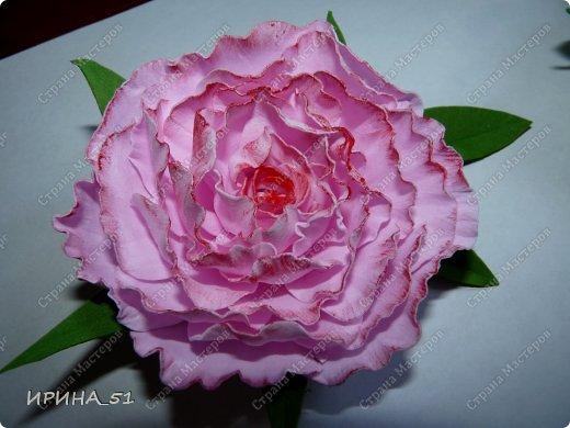 Здравствуйте! Все цветы сделаны из фоама (производитель Турция). фото 2