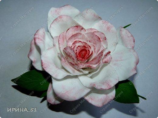 Здравствуйте! Все цветы сделаны из фоама (производитель Турция). фото 3