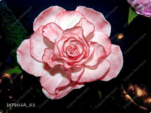 Здравствуйте! Все цветы сделаны из фоама (производитель Турция). фото 8