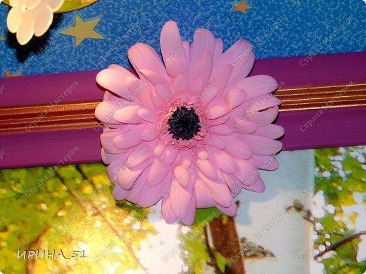 Здравствуйте! Все цветы сделаны из фоама (производитель Турция). фото 7