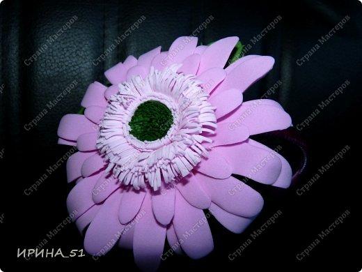 Здравствуйте! Все цветы сделаны из фоама (производитель Турция). фото 12