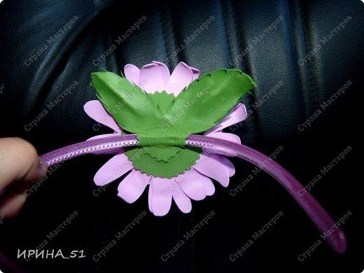 Здравствуйте! Все цветы сделаны из фоама (производитель Турция). фото 11