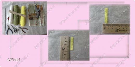 Мастер-класс 8 марта Выпускной Бумагопластика Мастер класс Веточки для букета из гофробумаги Бумага гофрированная Клей фото 1