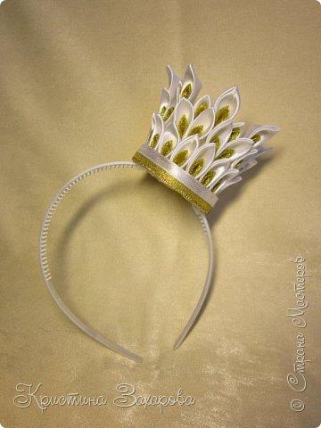 Добрый день! Делюсь с Вами моими коронами, которые делала я к новогодним утренникам.  фото 5