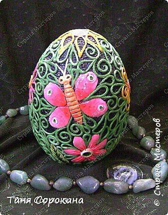 Накануне празднования Светлой Пасхи я решила собрать все яйца, которые я тут выставляла, в один пост. Все яйца в технике пейп-арт, есть имитация металла и цветной пейп-арт. Описывать не буду, просто посмотрите...может, кто-то не видел, может кому-то пригодятся, как подсказка. фото 1