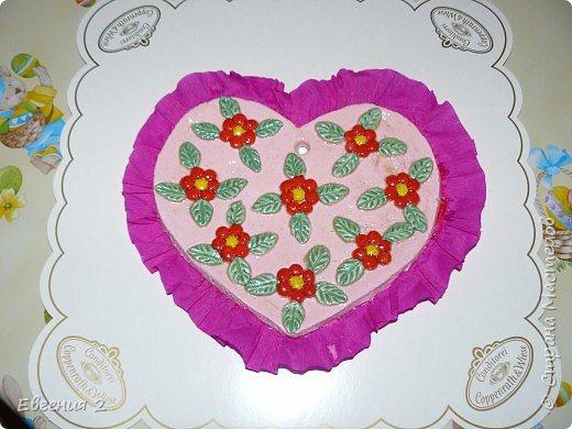 Лепка: Подарок на день Валентина