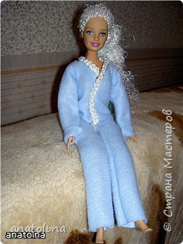 Новые волосы для Барби фото 2