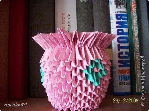 Оригами модульное: Наши работы фото 1