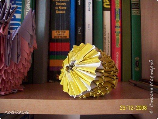 Оригами модульное: Наши работы фото 2