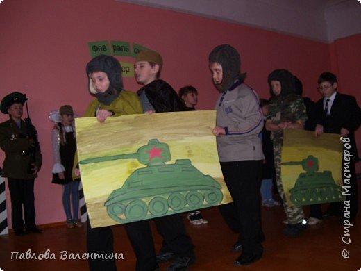 """Инсценируем песню""""Три танкиста"""" фото 1"""