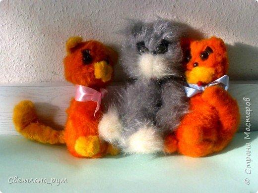 Игрушка мягкая, Шитьё: Мягкая игрушка. фото 2