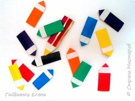 Оригами: головоломка