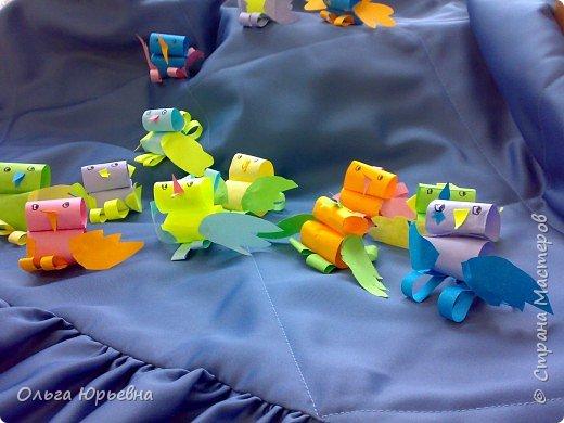 Аппликация, Бумагопластика, Оригами, Оригами модульное: Работа с бумагой. фото 6