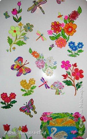 Витраж: Весна