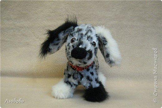 Игрушка мягкая: Мягкие собачки. фото 2