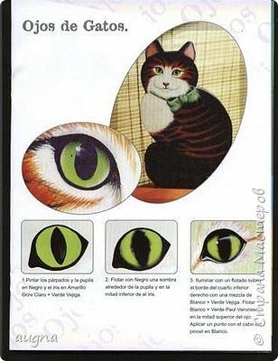 Рисуем глазки. фото 7
