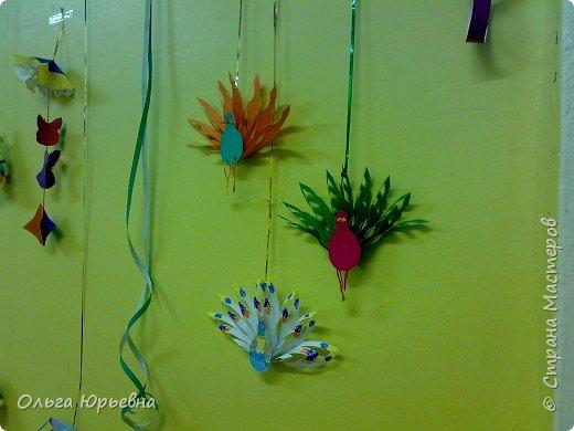 Аппликация, Бумагопластика, Оригами, Оригами модульное: Работа с бумагой. фото 4
