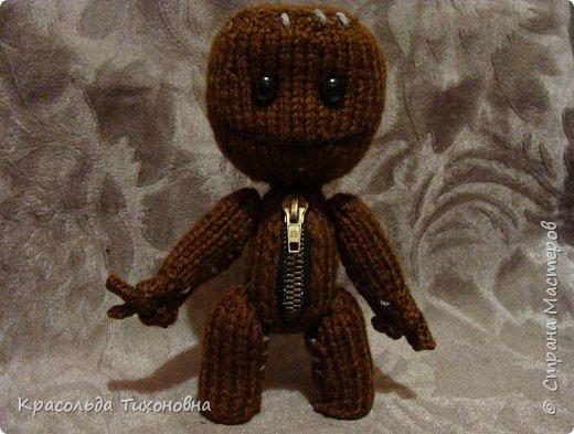 Вязание: Кукла Чубрик фото 1