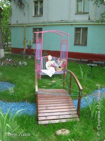 Я случайно набрела на дворик Филимона и не смогла пройти мимо, вот ведь какие мастера живут у нас в Москве... фото 3