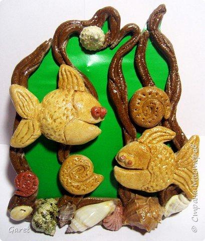 Лепка: Рыбки