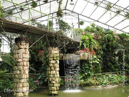 Рукотворный водопад! фото 3