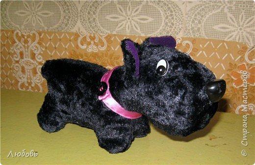 Игрушка мягкая: Мягкие собачки. фото 3