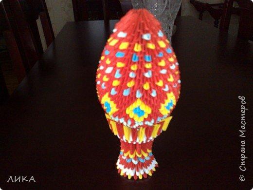 Оригами модульное: Пасха!!! фото 2