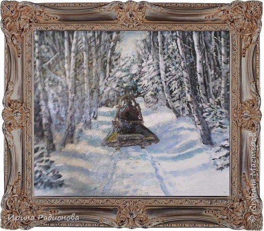 Рисование и живопись: Природа Зауралья в красках фото 8