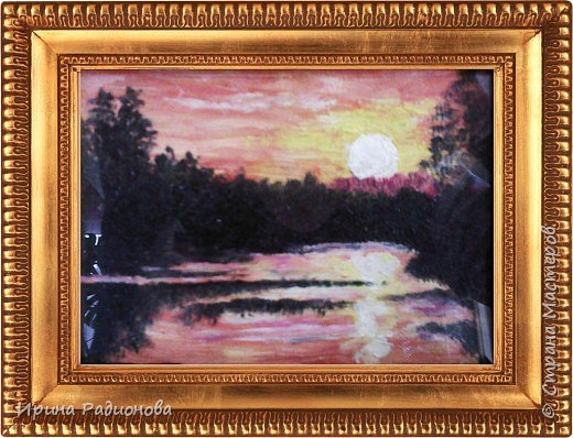 Рисование и живопись: Природа Зауралья в красках фото 4