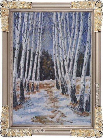 Рисование и живопись: Природа Зауралья в красках фото 7