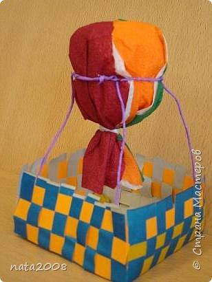 Плетение: Воздушный шар