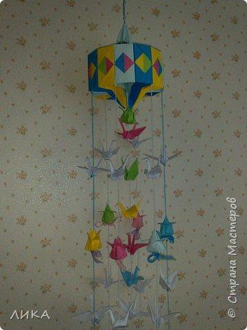 Оригами: Карусель )))))) фото 2