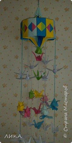 Оригами: Карусель )))))) фото 3