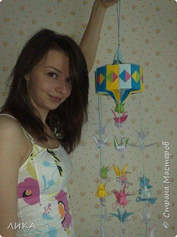 Оригами: Карусель )))))) фото 1