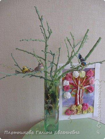 Варюшино  весеннее деревце