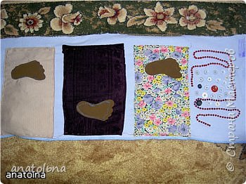 Массажный коврик фото 3