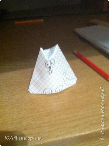 это кошка оригами