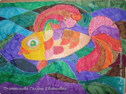 Золотая рыбка 2