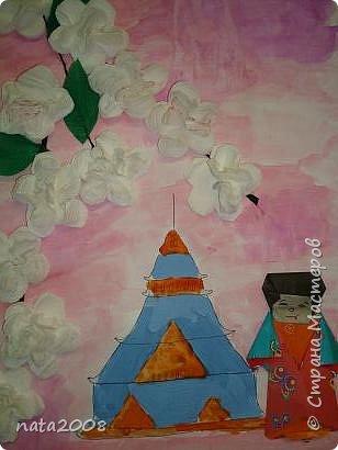 Оригами: Япония. Цветение сакуры. фото 2