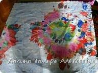 Первые работы красками по ткани. фото 2