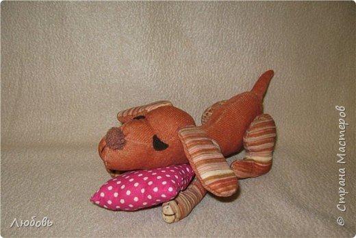 Игрушка мягкая: Мягкие собачки. фото 5