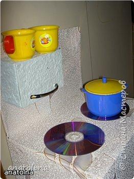 Моделирование: Кухня для сына фото 3