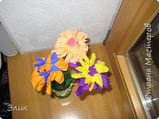 Торцевание: Букет цветов фото 4